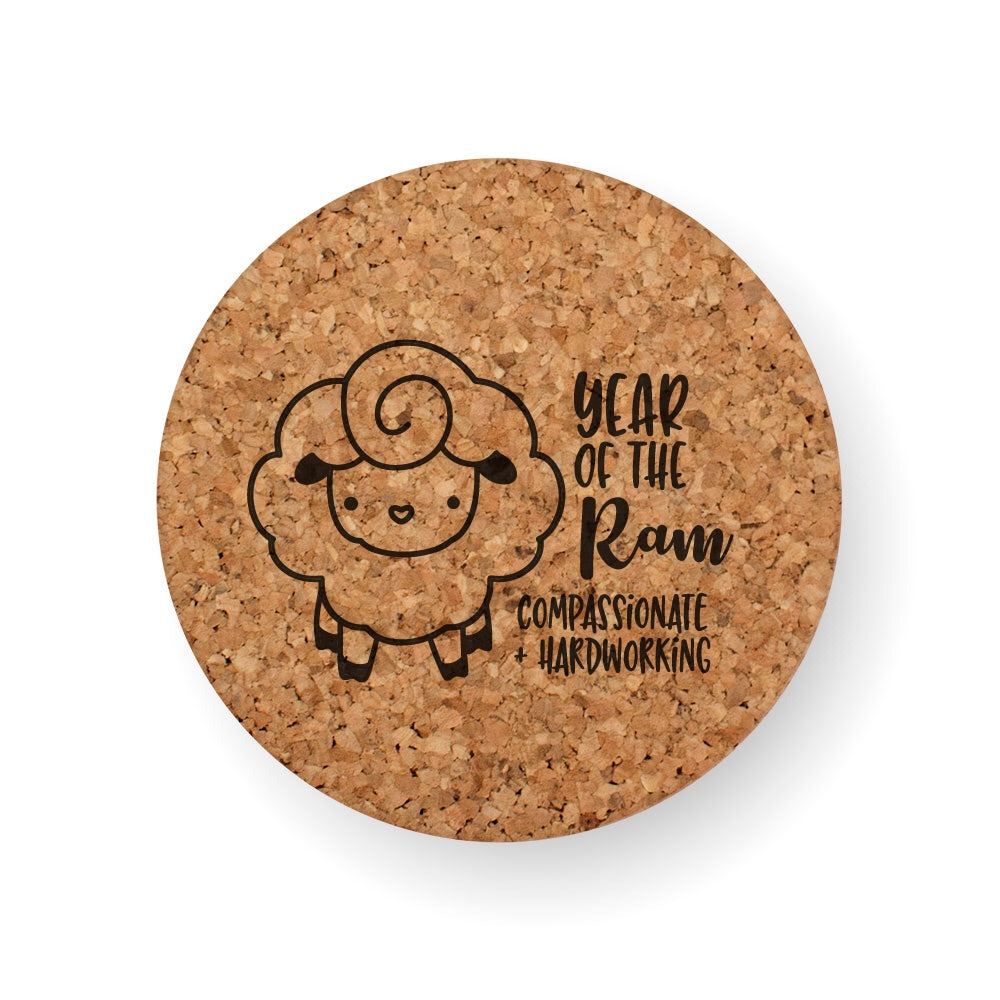 CHINESE ZODIAC YEAR OF THE RAM COASTER