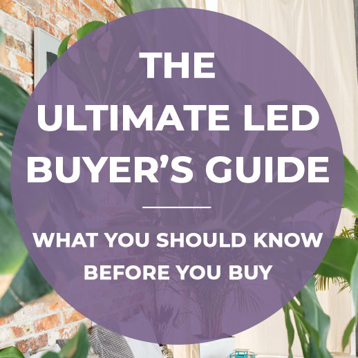 LED Bulb Buyer's Guide - What You Should Know Before You Buy