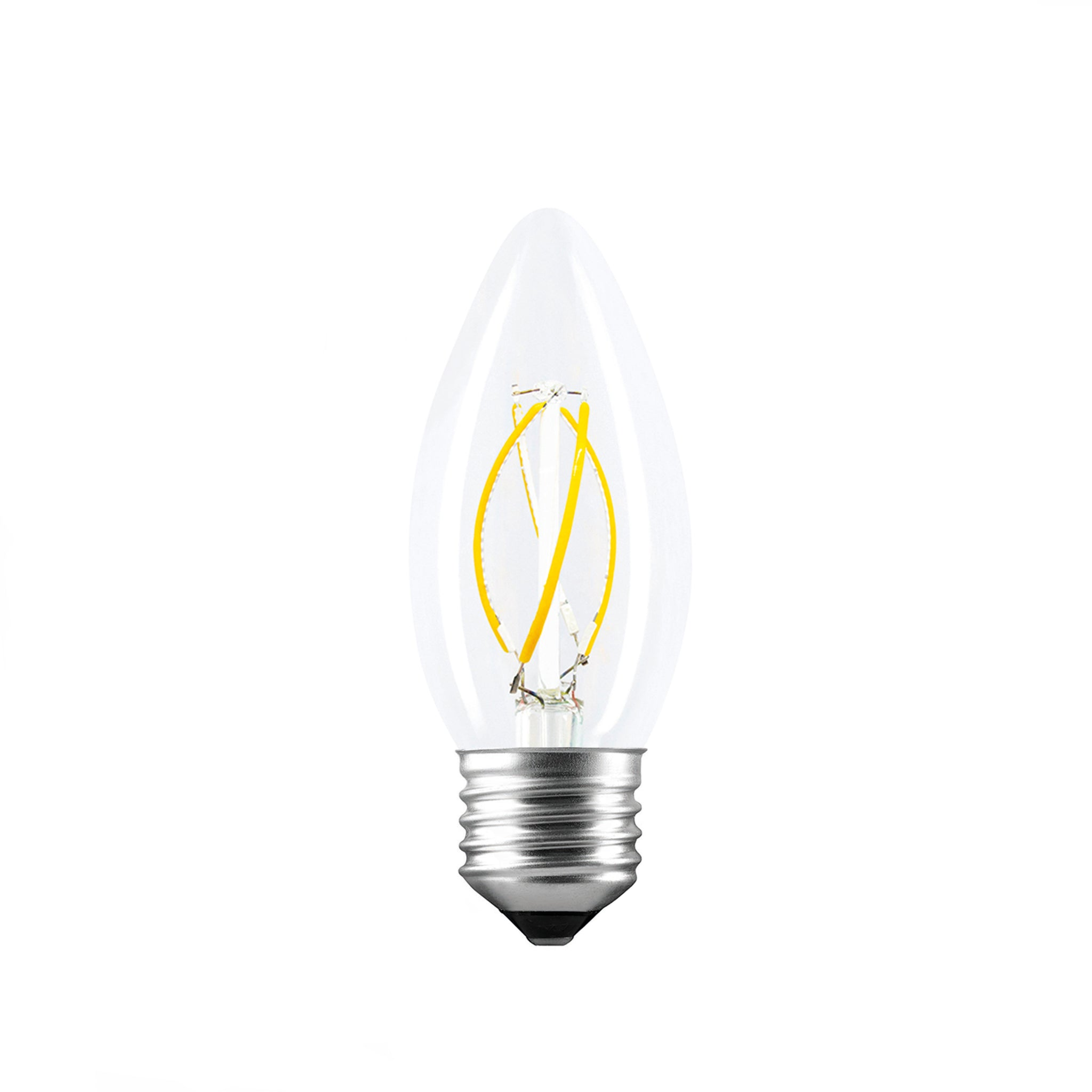 SYMSIS Graphene Candle E27 4W LED Bulb (Non-Dimmable) 2700k