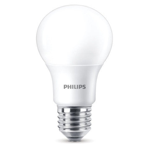 Philips CorePro E27 8.5W LED GLS Light Bulb