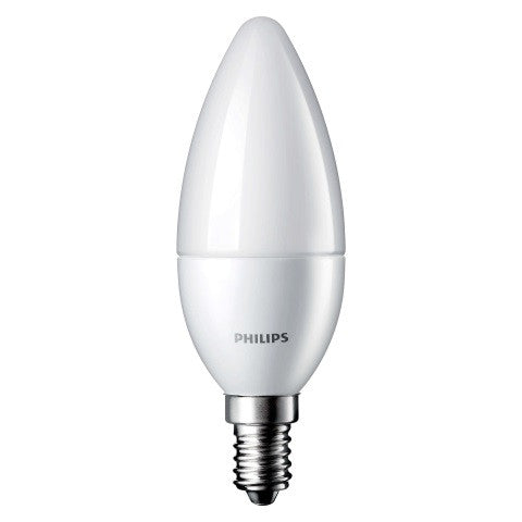 Philips CorePro E14 4W LED Candle Bulb