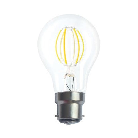 SYMSIS Graphene GLS B22 4W LED Bulb (Non-Dimmable) 2700k
