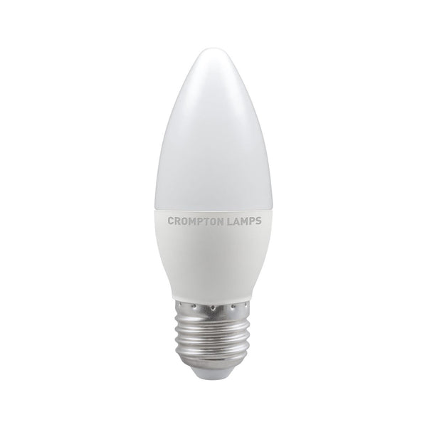 Crompton LED Candle Thermal Plastic 5.5W 2700K ES-E27