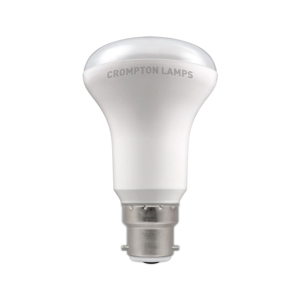 Crompton LED Reflector R63 Thermal Plastic 6W 2700K BC-B22d
