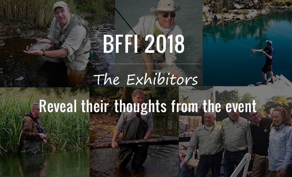 BFFI (British Fly Fair International) 2018 Roundup