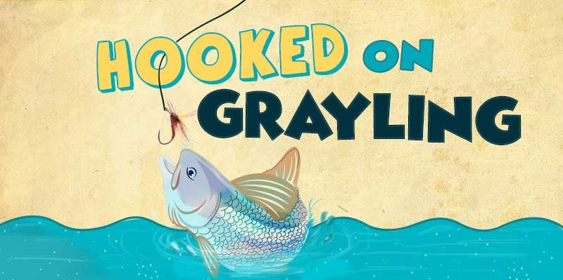 Hooked on Grayling - A Guide To Grayling Fishing