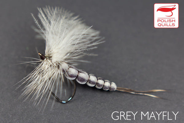 Polish Quills Detached Body Mayfly