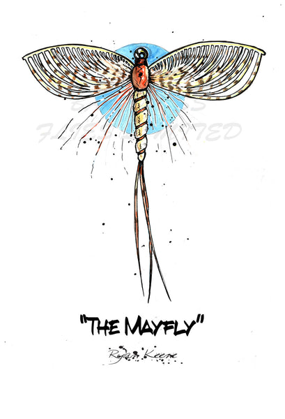 The Mayfly - By Ryan Keene