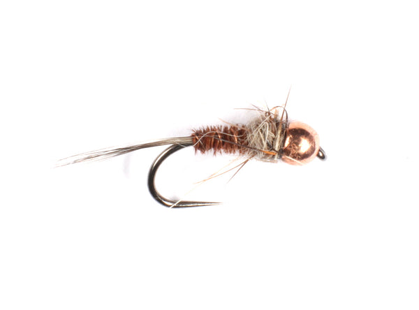 Copper-Head Mary Tungsten Nymph