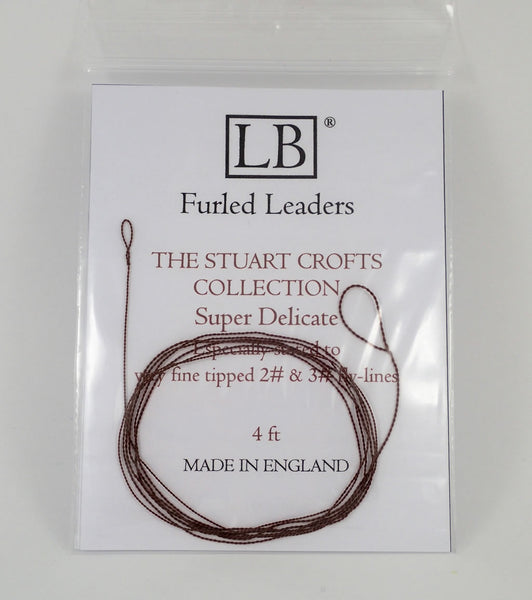 Furled Leader - 4ft Super Delicate