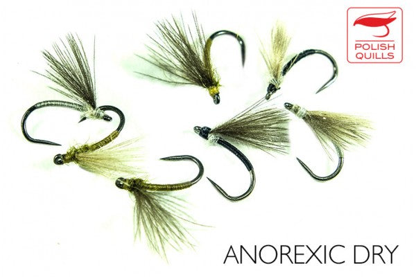 Anorexic Dry Flies