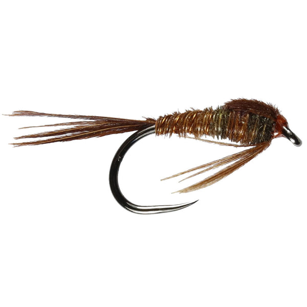 Sawyer's Pheasant Tail Nymph - Unweighted