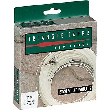 Royal Wulff Triangle Taper Floating Fly Line