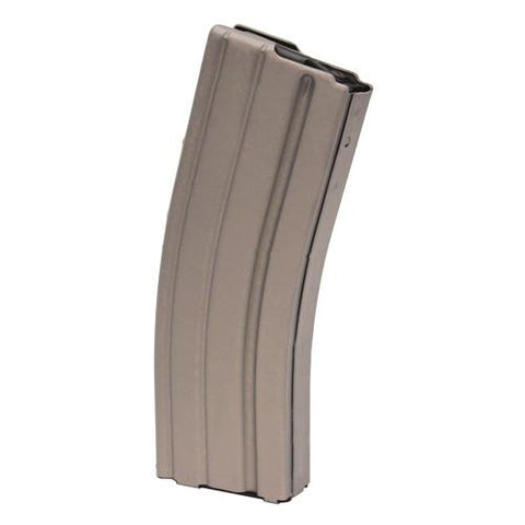 .223 Aluminum Teflon, 30 Round (Per 1) - Gray-Black Follower