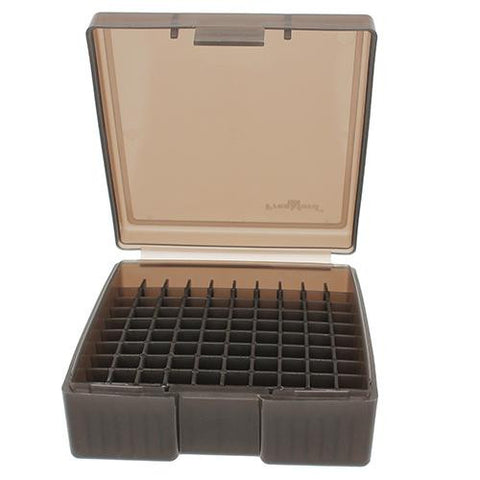 #1003,  38-357  100 ct. Ammo Box - Gray