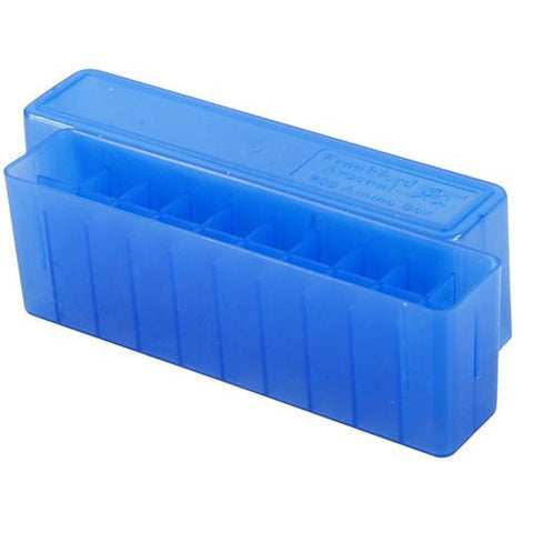 #209,  243-308 20 ct. Ammo Box - Blue