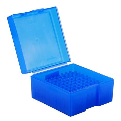 #1005,  222-223  100 ct. Ammo Box - Blue