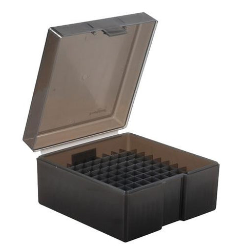#1009,  243-308  100 ct. Ammo Box - Gray