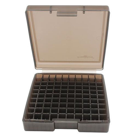 #1001,  380-9mm  100 ct. Ammo Box - Gray