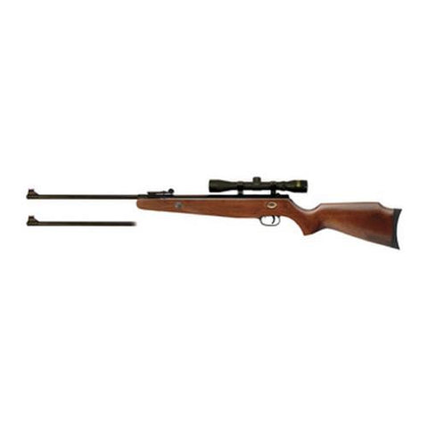 Grizzly X2 DC Air Rifle Dual Caliber - w-Case