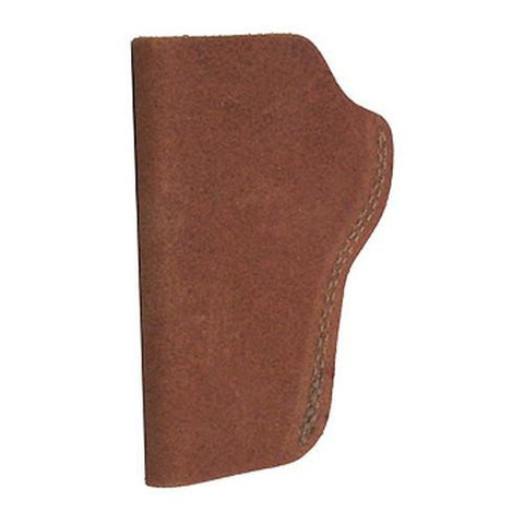 6 Waistband Holster - Natural Suede, Size 09, Right Hand