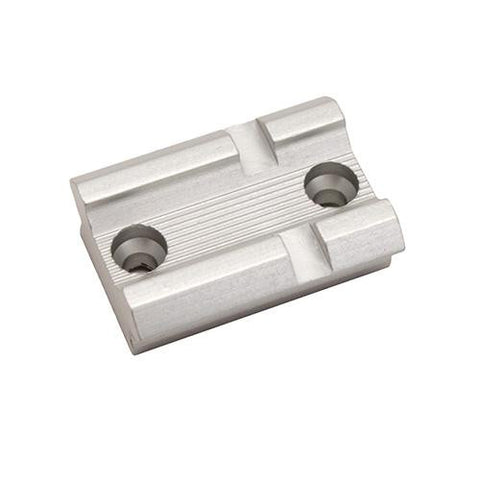 Detachable Top Mount Base - 46S, Silver