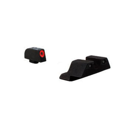 Beretta 90-Two HD-Night Sight Set - Orange, Front Outline