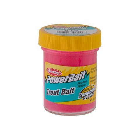 Biodegradable Trout Dough Bait - Floral Red