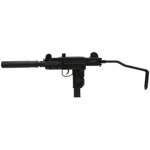 UZI Mini Carbine w-Mock Silencer .177 BB