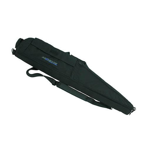 1 Rifle Bag w-Front Pocket, Black - Large w-Handles
