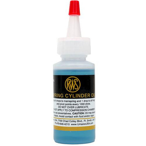 RWS Spring Cylinder Oil Clam Pack