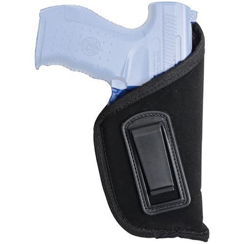 Inside the Pants Holster - (.22 .25 Caliber) Semi-Automatics, Right Hand, Black