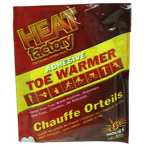 Adhesive Toe Warmer