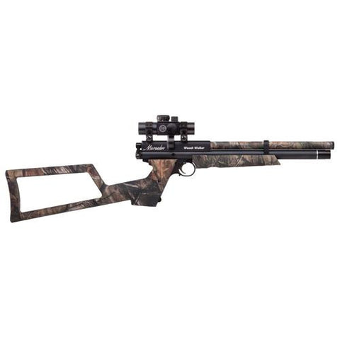 Woods Walker Realtree Camo Pistol w-Adjustable Stock, .22 Caliber