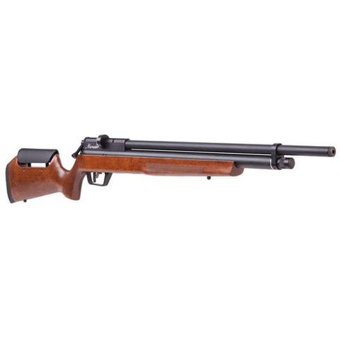 Marauder - .25 Caliber, Wood Stock, Adjustable