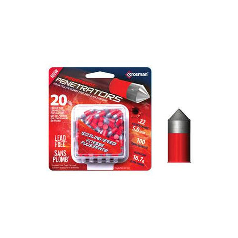 Powershot Fast Flight Penetrators .22 16.7g (Per 100)