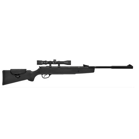 "Model 87 Vortex Quiet Energy Break Barrel Air Rifle - .22 Caliber, 10.60"" Barrel, Single Shot, Synthetic Stock with 3-9x32mm Scope"