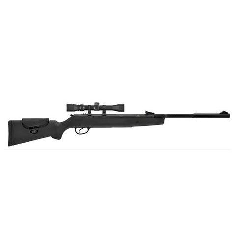 "Model 87 Vortex Quiet Energy Break Barrel Air Rifle - .25 Caliber, 10.60"" Barrel, Single Shot, Synthetic Stock with 3-9x32mm Scope"