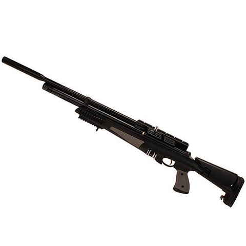 AT44S10 Tact QuietEnergy - 25 Caliber, Black Synthetic Stock