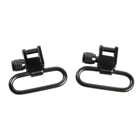"1"" Lockable Sling Swivel (Pair)-Black"
