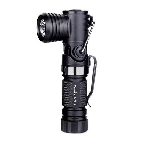 155 Lumen Fenix MC Series, Black