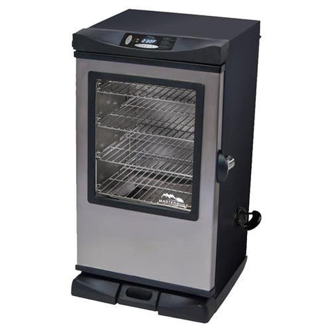 "40"" Gen2 Smoker w-Window-RF Remote"