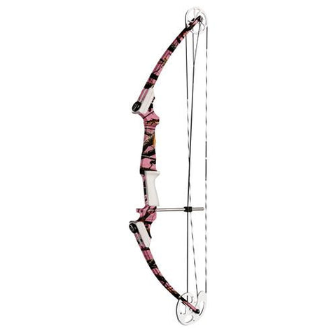 Original Bow with Kit - Right Handed, Pink Camo