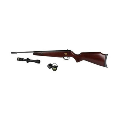 Ram .22 Caliber Air Rifle with 3-9x32mm Scope