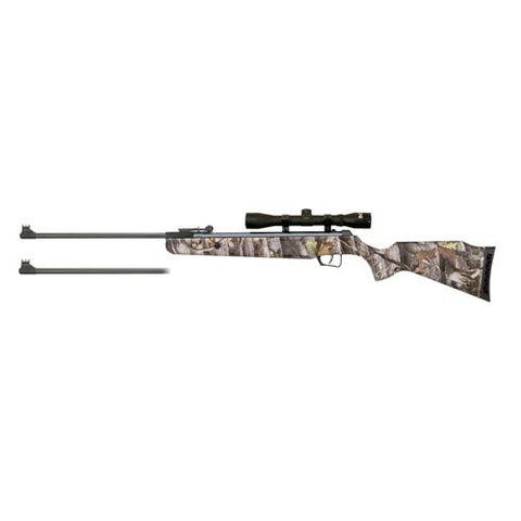 Predator X2 .177-.22 Dual Caliber Air Rifle