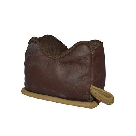 All Leather Bench Bag - Filled, Small