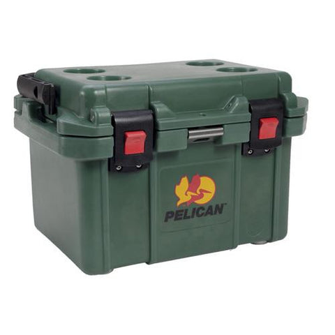 20 Quart Elite Cooler - Forest Green
