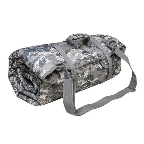 Roll Up Shooting Mat - Digital Camo