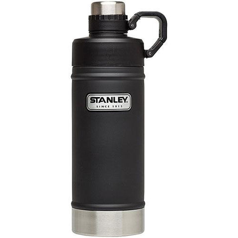 Classic Vacuum Water Bottle - 18 oz, Black