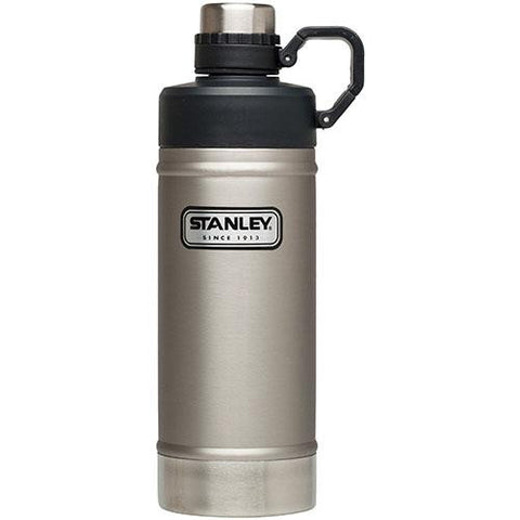 Classic Vacuum Water Bottle - 18 oz, Stainless Steel